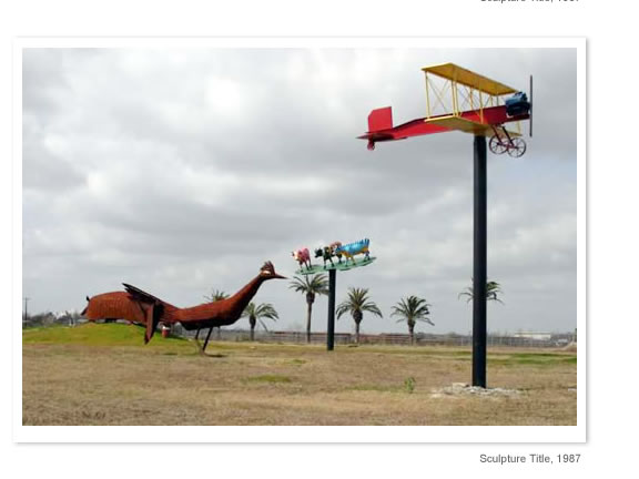 Texas Pipe & Supply - The Eclectic Menagerie Park