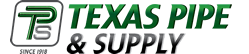 Texas Pipe & Supply Logo